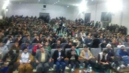 برگزاری 12ویژه برنامه روز دانشجو در کهگیلویه وبویراحمد