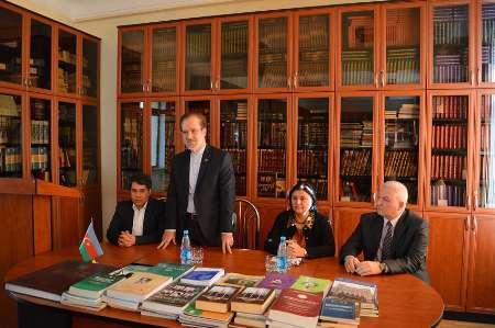 چشم انداز همکاری ایران و جمهوری آذربایجان در حوزه مطالعاتی بررسی شد
