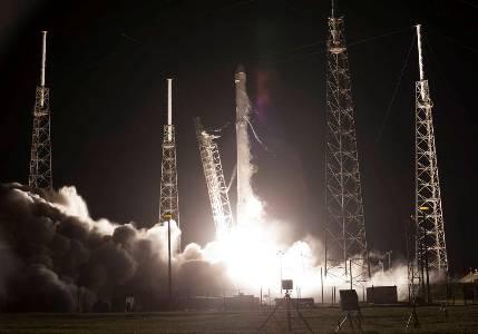 فضاپیمای دراگون امروز عازم ایستگاه بین المللی فضایی می شود