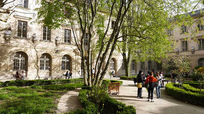 ENS-paris دانشگاه فرانسه