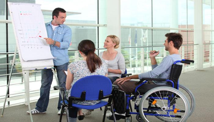 بوزسیه های تحصیلی برای دانشجویان معلول