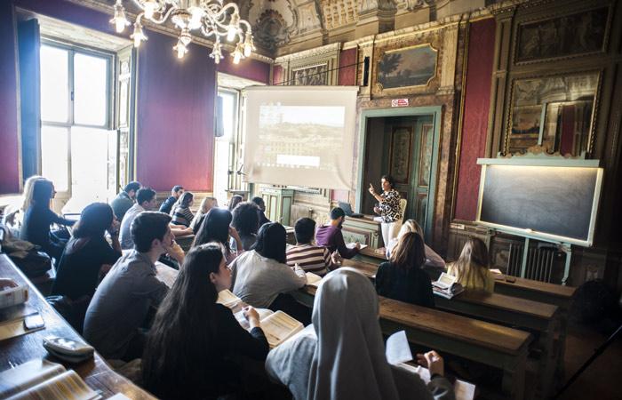 دانشجویان بین المللی در ایتالیا