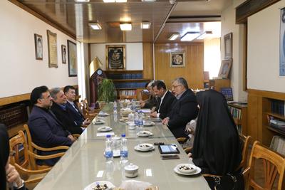تعامل با وزارت علوم از اهداف سازمان فرهنگ و ارتباطات اسلامی است
