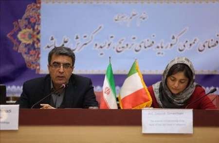 راهکارهای گسترش همکاری علمی ایران و ایتالیا بررسی شد