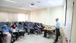 دوره آموزشی دانشگاه شهید بهشتی برای دانشجویان یک دانشگاه عمانی