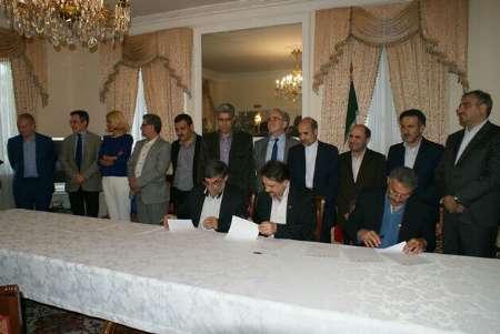دیدار برخی رئیسان دانشگاههای ایران و اسپانیا در مادرید