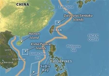 اسناد «دانشگاه تهران» نقطه امید چین برای اثبات مالکیت بر دریای جنوبی
