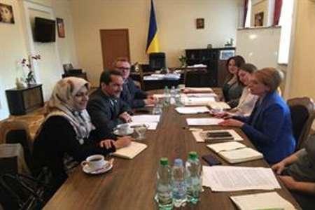 اوکراین همکاری های علمی و آموزشی با ایران را خواستار شد