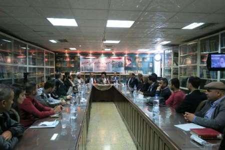 انجمن دانشجویان سوری دانش آموخته دانشگاه های جمهوری اسلامی تشکیل شد
