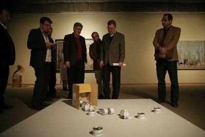 ضریب نفوذ هنرهای تجسمی باید بین مردم افزایش یابد