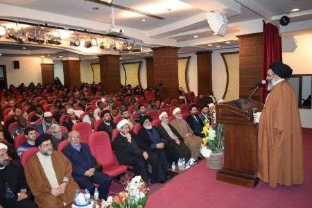 جامعه المصطفی(ع) شعبه لبنان سالگرد پیروزی انقلاب اسلامی را جشن گرفت
