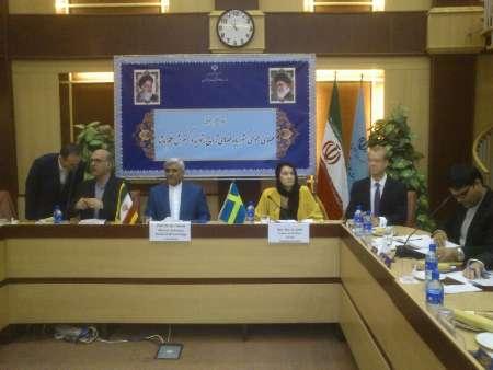 امضای تفاهم نامه مشترک نشان دهنده عزم سوئد برای گسترش همکاری های علمی با ایران است