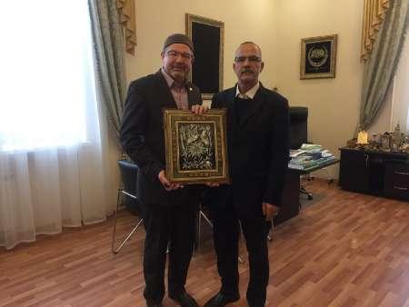 دانشگاه اسلامی روسیه همکاری با ایران را خواستار شد