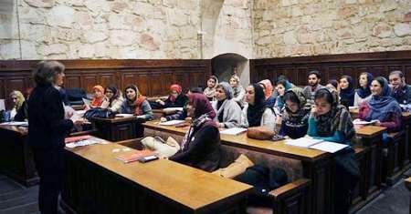 سفر علمی آموزشی دانشجویان دانشگاه تهران به اسپانیا