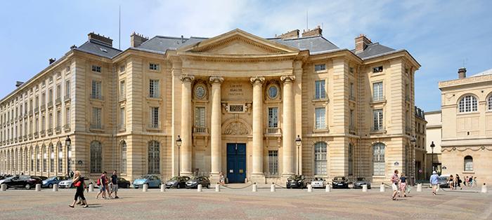 پاریس دانشگاه فرانسه تحصیل