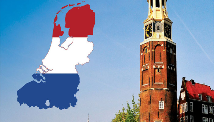 تحصیل و زندگی در هلند