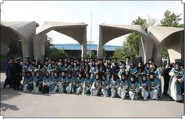 پذیری بدون کنکور در دانشگاه تهران بدون کنکور