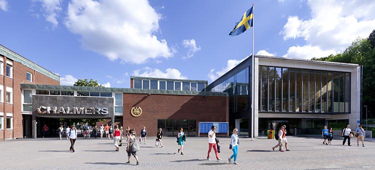 بورسیه تحصیلی دانشگاه صنعتی چالمرز سوئد برای سال 2019