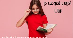 آموزش خصوصی کلیه دروس ابتدایی با کمترین قیمت در تهران
