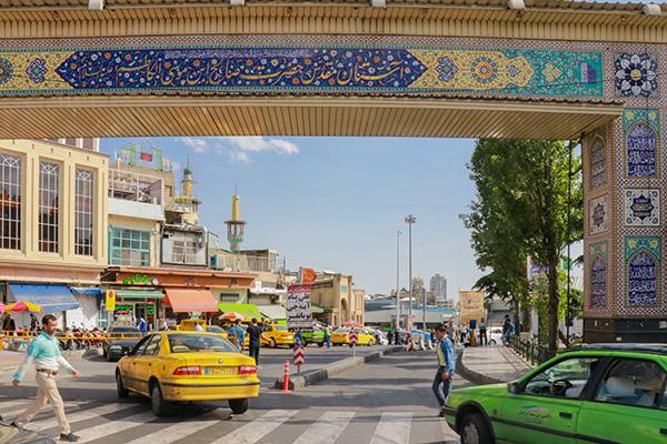 تجریش یکی از محله های کلانشهر تهران است.