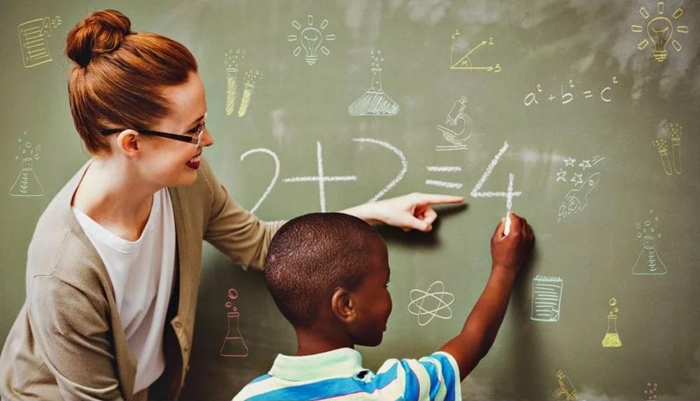 تدریس خصوصی ریاضی چهارم